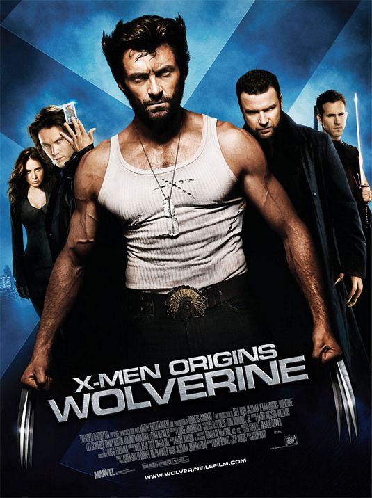 الجزء الاخير من افلام X-Men Origins Wolverine Xmlg