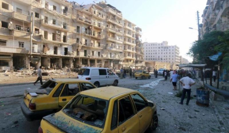 """هيئة المفاوضات تطالب بجلسة """"طارئة"""" لمجلس الأمن لبحث حصار حلب 6aaeed991b71fef4bef34695d8730c1e_L"""