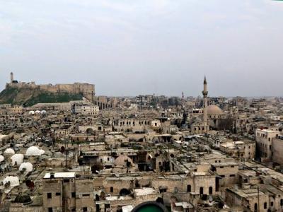 """""""حلب""""بكل تفاصيلها و مناطقها تحت نيران الموت المتعددمن احتلال وانفصال وإرهاب Cf5405abdbd59888631ba932e9aab893_M"""