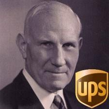 قصص النجاح مالك شركة ups  Jim-Casey-UPS-featured-225x225