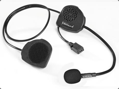 Nou Kit bluetooth i intercomunicador Shad Pro_shad5049
