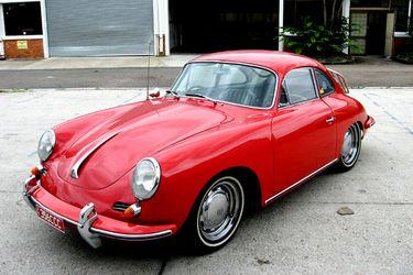 Värin pohdintaa - Sivu 5 1964-porsche-356c-coupe