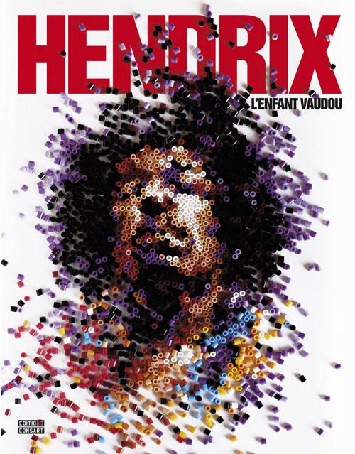 Jimi Hendrix - L'Enfant Vaudou (Collectif) [2010]  Hendrix_cover