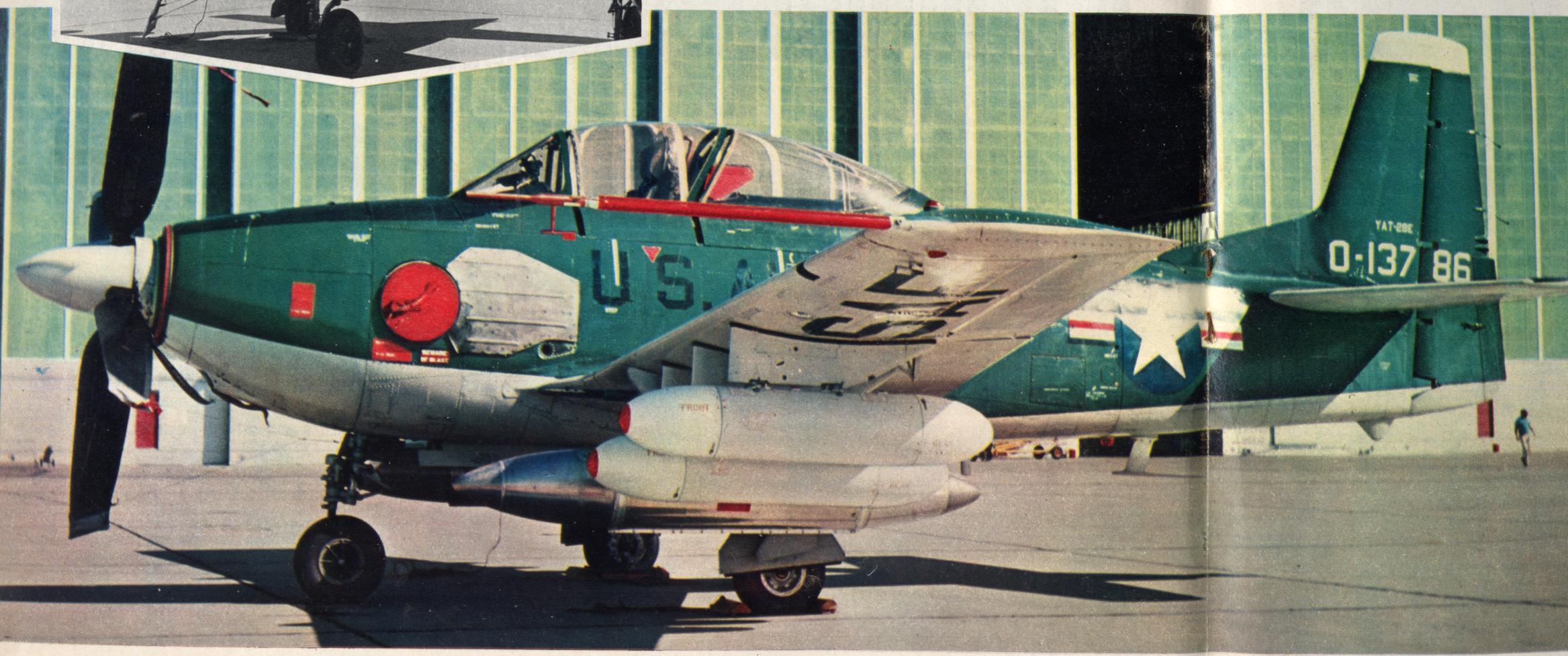 T-28 de la F.A.M. en camuflaje - Página 2 App_06