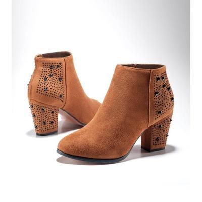احذية جميلة Bottines-femme-venca