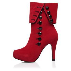 احذية جميلة Bottines-talons-hauts-femme-beau-charmant-elegant