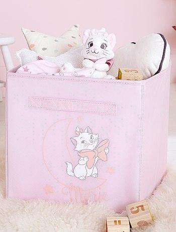 افكار لهدايا الاطفال Cube-de-rangement-pliable-les-aristochats-rose-pale-bebe-fille-vm737-1-fr1