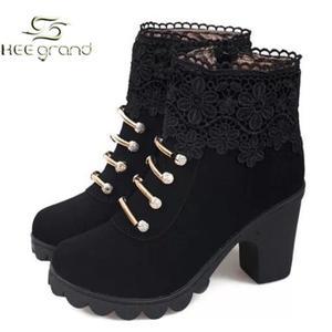 احذية جميلة Femme-bottine-bottillon-sweet-de-dentelle-chevi
