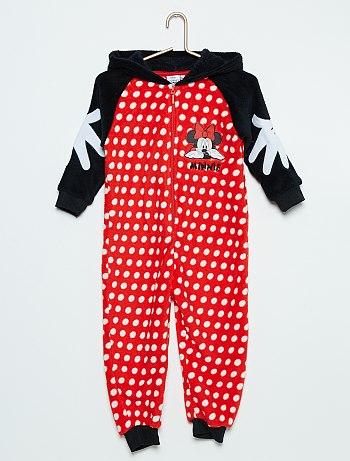 بيجامات للاطفال Pyjama-combinaison-minnie-mouse-rouge-fille-vr512-2-fr1