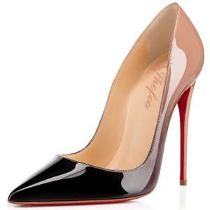 احذية بالكعب العالي Shofoo-femmes-stiletto-leopard-cuir-de-dai