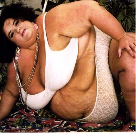 Tías malas - Página 2 Obese-fat-woman