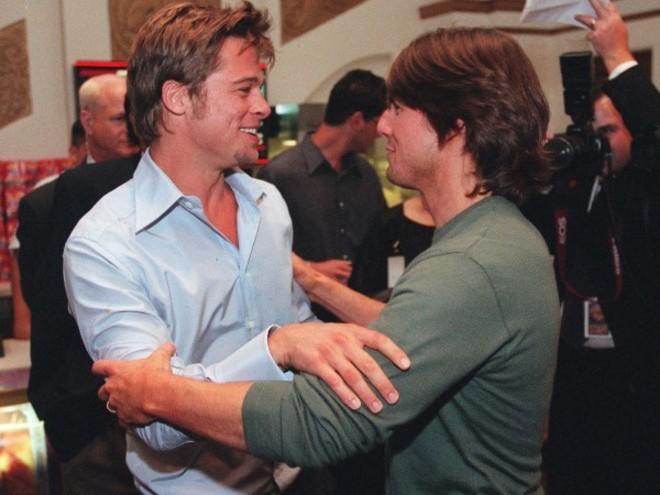 ¿Cuánto mide Tom Cruise? - Altura - Real height Bradtom