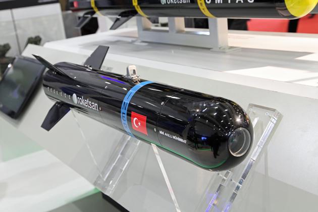 الأسلحة الذكية ثورة الصناعات الدفاعية  Missile