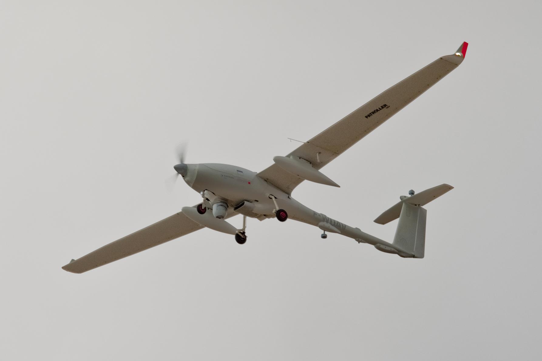 Aeronaves no tripuladas y Drones de México. Noticias,comentarios,imagenes,videos - Página 4 Patroller