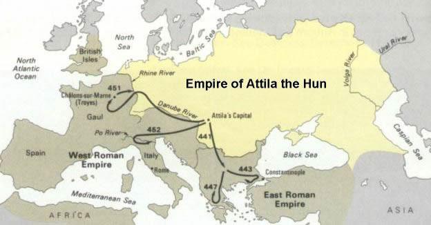 Saint Étienne roi apostolique de Hongrie - comment la Hongrie est devenue un pays chrétien Attilamap