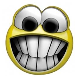 Political Correctness  Big-teeth-smiley-emoticon