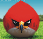 Opiši smajlijem osobu iznad  - Page 16 Real-life-angry-bird-smiley-emoticon