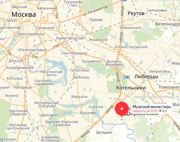 Экспедиции к выпаривателям родниковой воды - Страница 22 Dzerzhinsky_karta