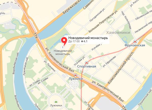 Экспедиции к выпаривателям родниковой воды - Страница 19 Novodevichiy_karta