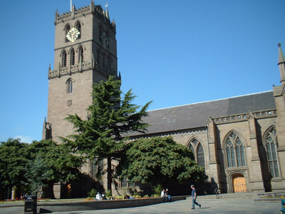 Abbey Project Dundee_steeple_church
