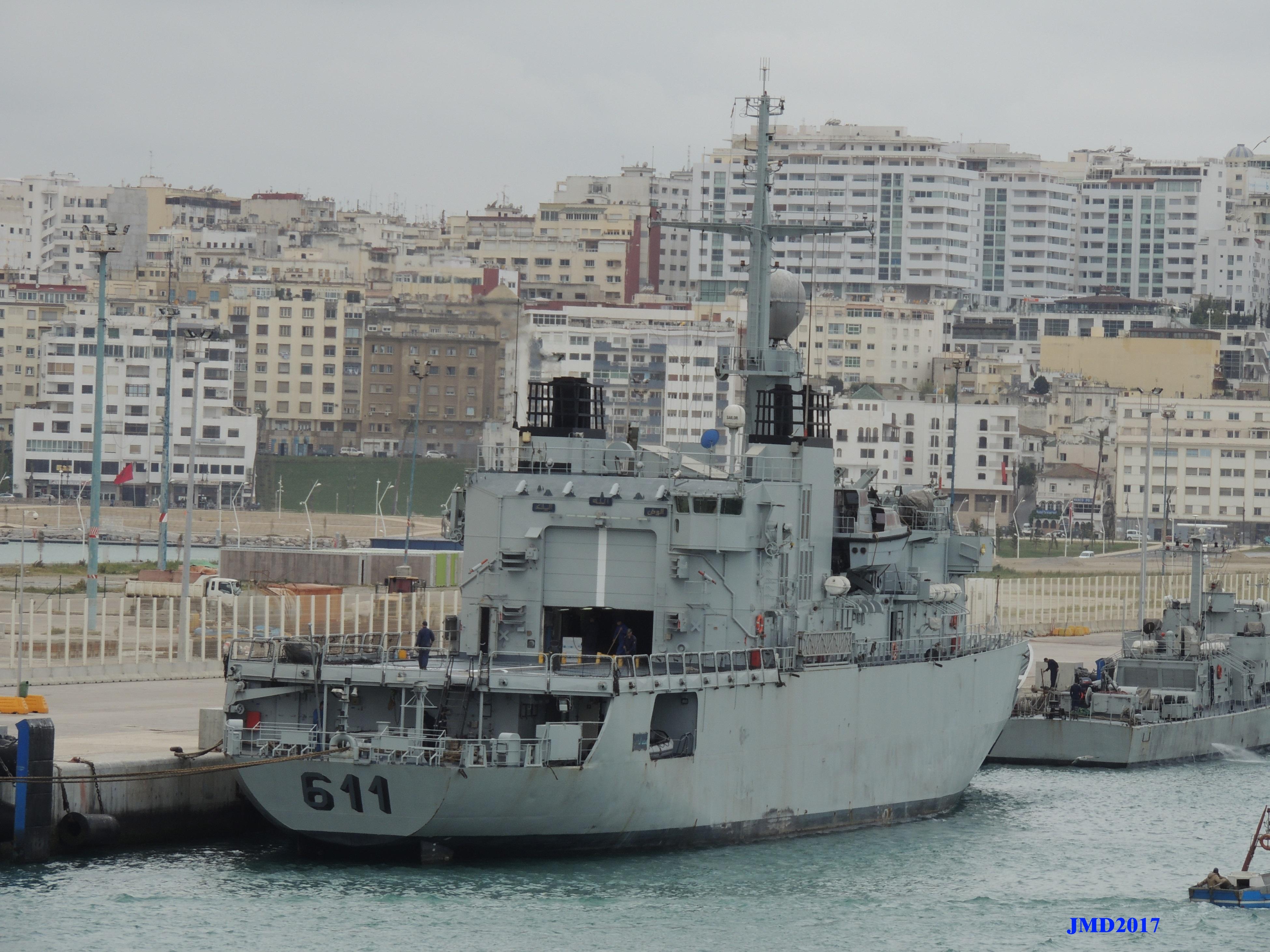 Royal Moroccan Navy Floréal Frigates / Frégates Floréal Marocaines - Page 12 2634930