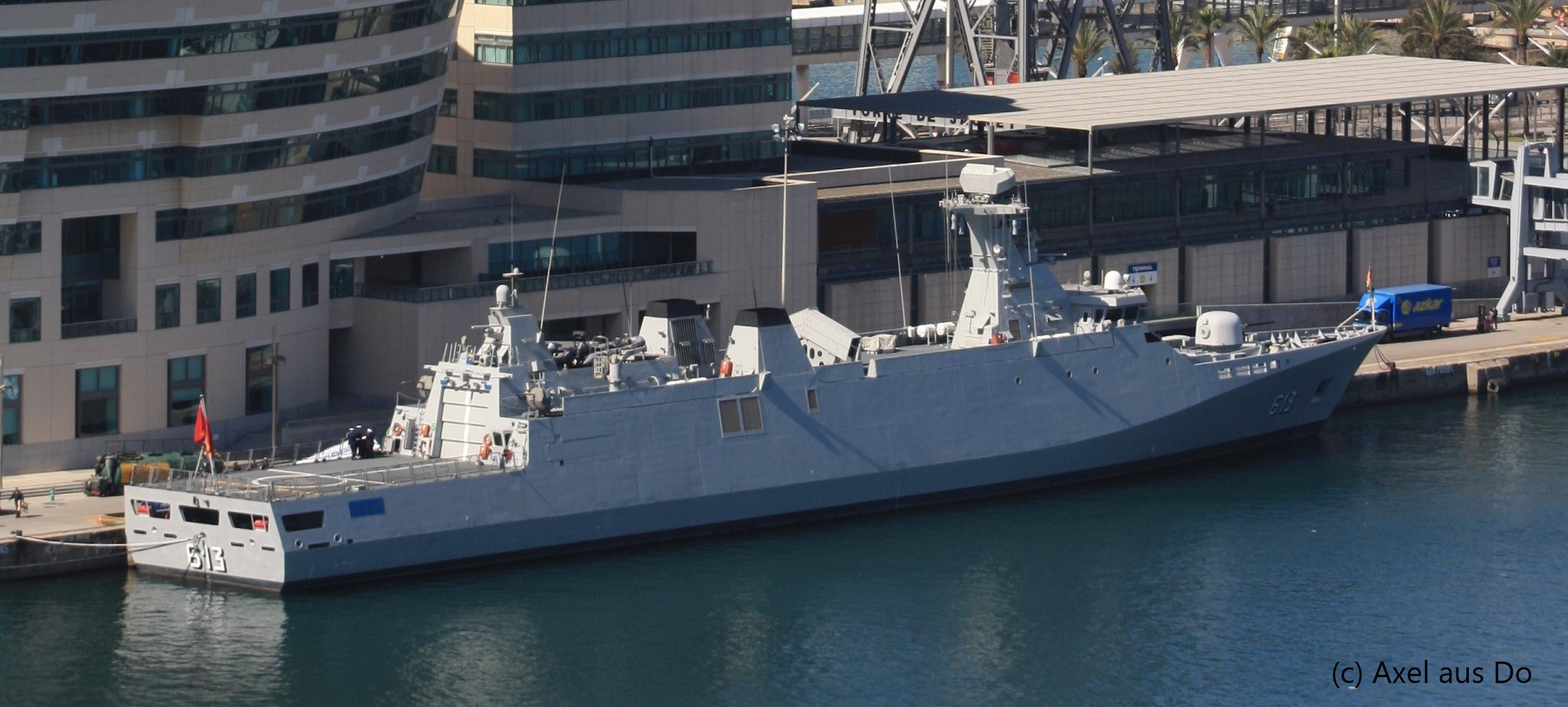 Royal Moroccan Navy Sigma class frigates / Frégates marocaines multimissions Sigma - Page 26 3123871