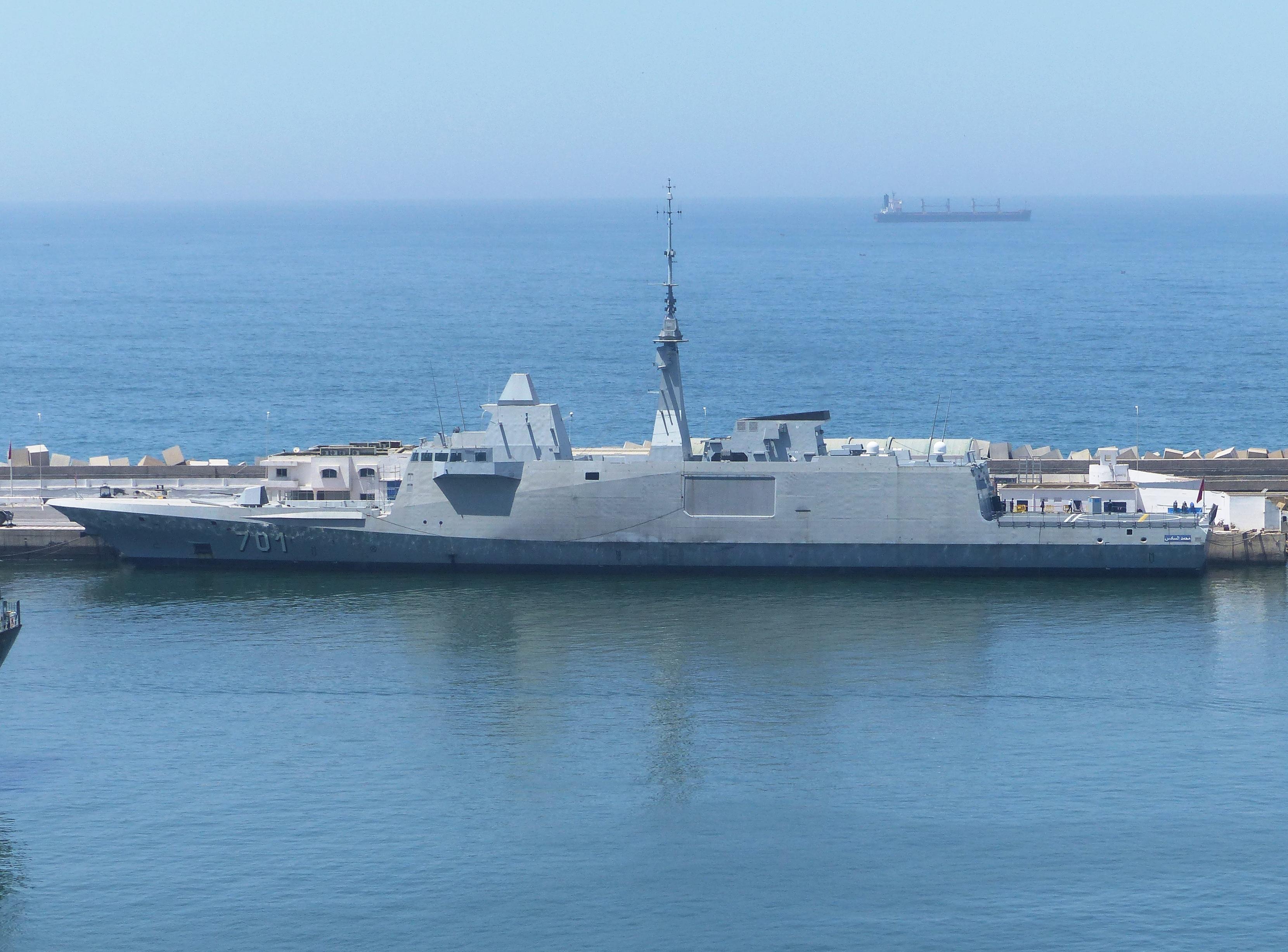 Royal Moroccan Navy FREMM Frigate / FREMM Marocaine - Mohammed VI - Page 13 3038132