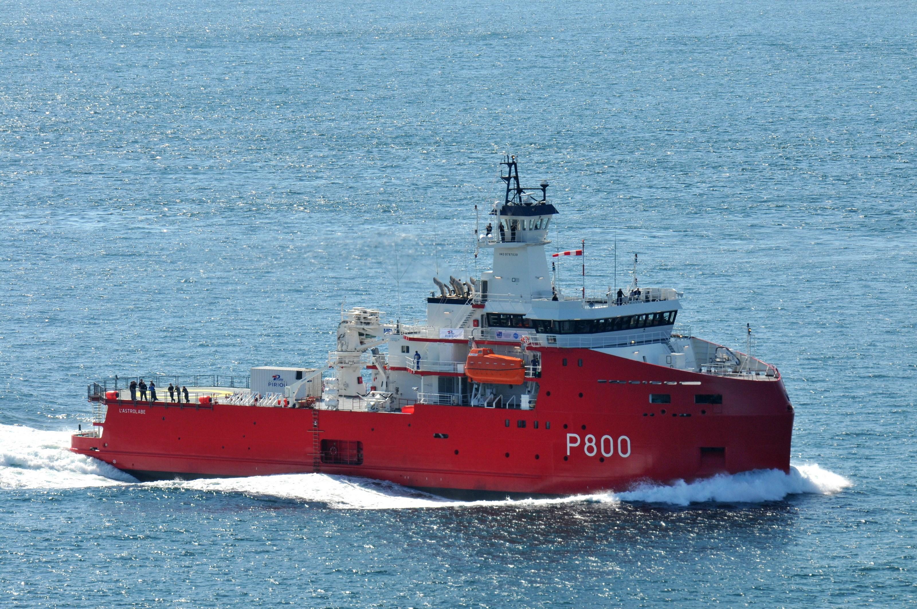 B3M - Navire Logistique Polaire 2701242