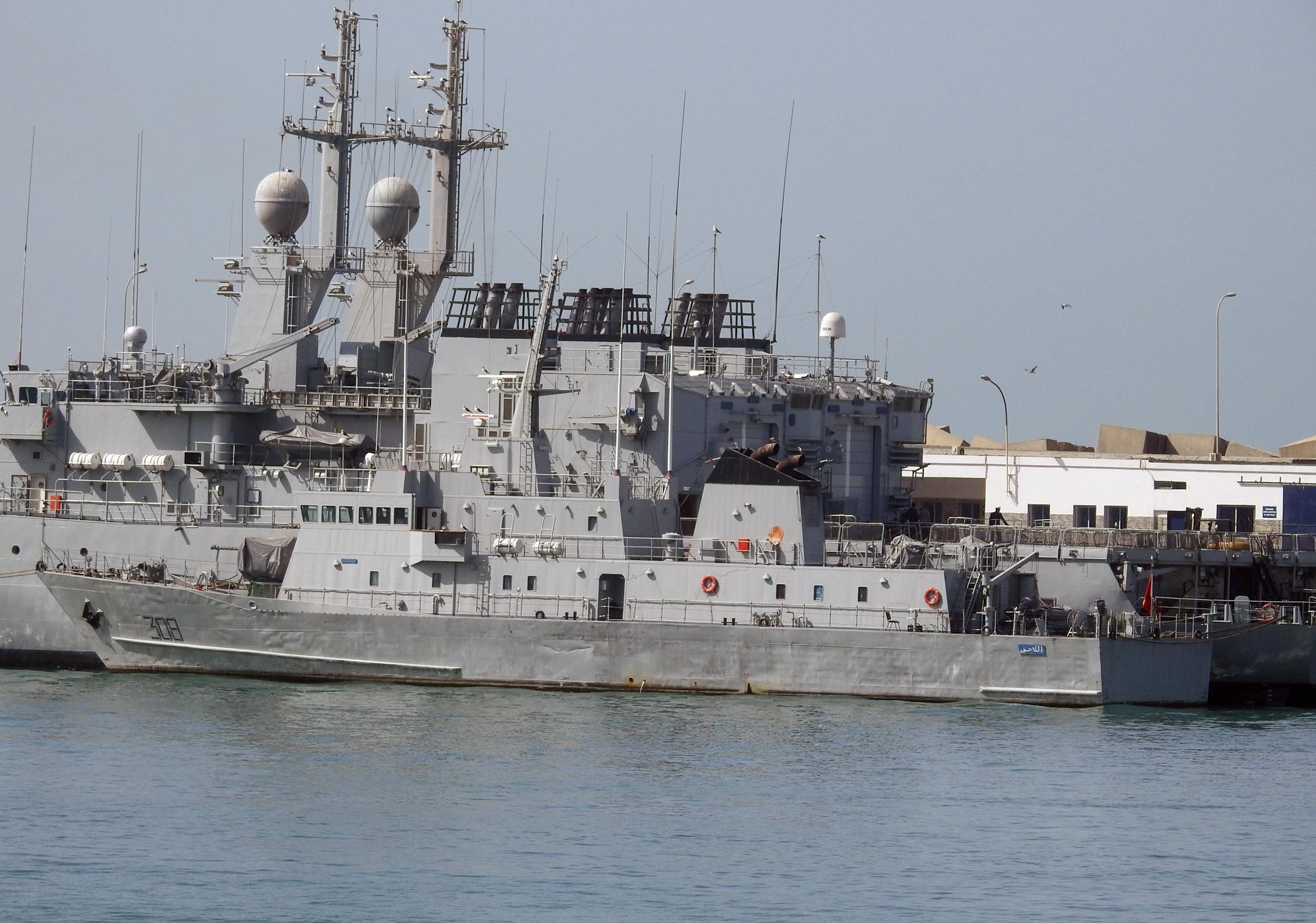 Royal Moroccan Navy Patrol Boats / Patrouilleurs de la Marine Marocaine - Page 14 3042452