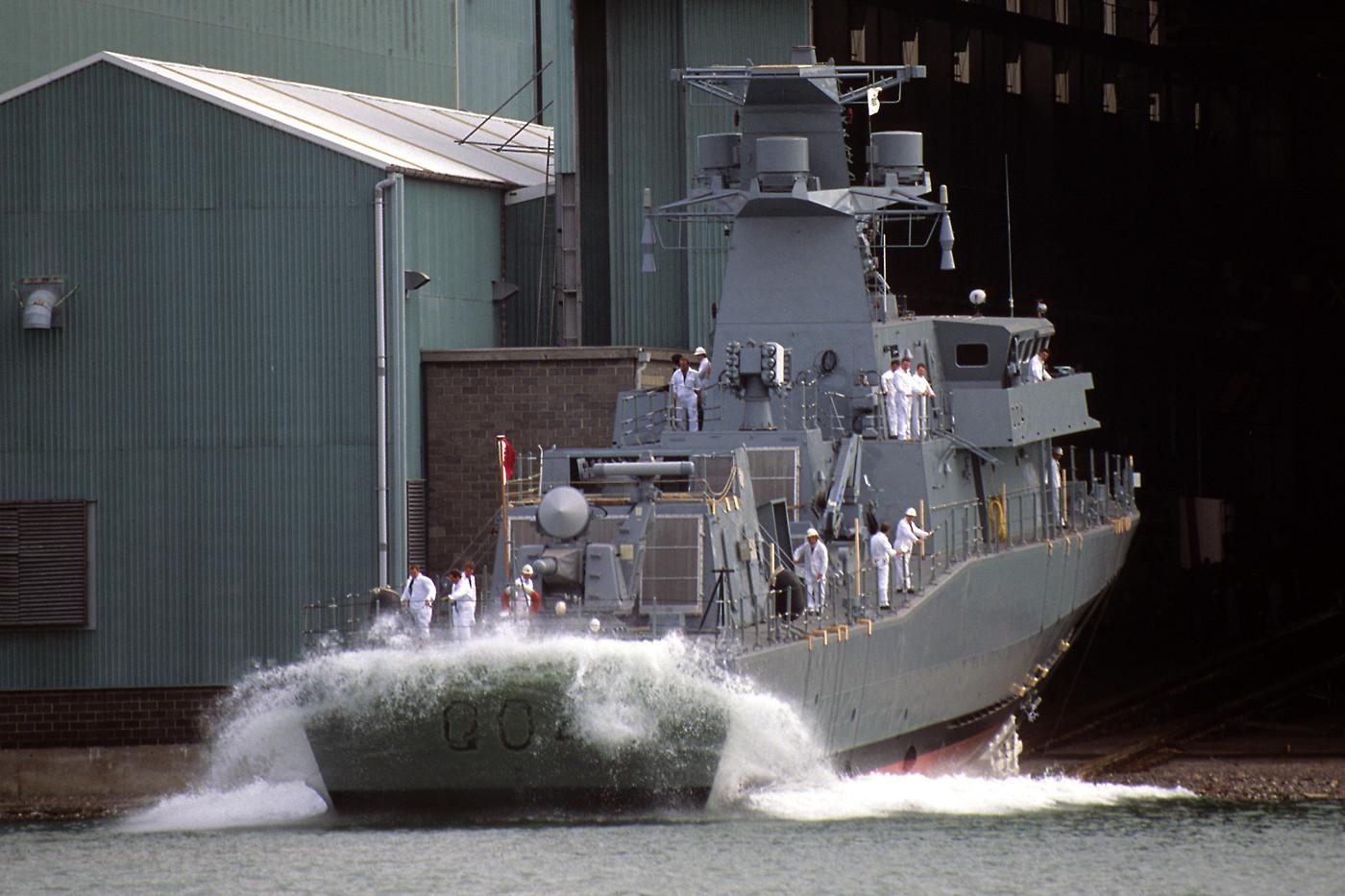 Marine du Qatar - Qatari Emiri Navy 588452