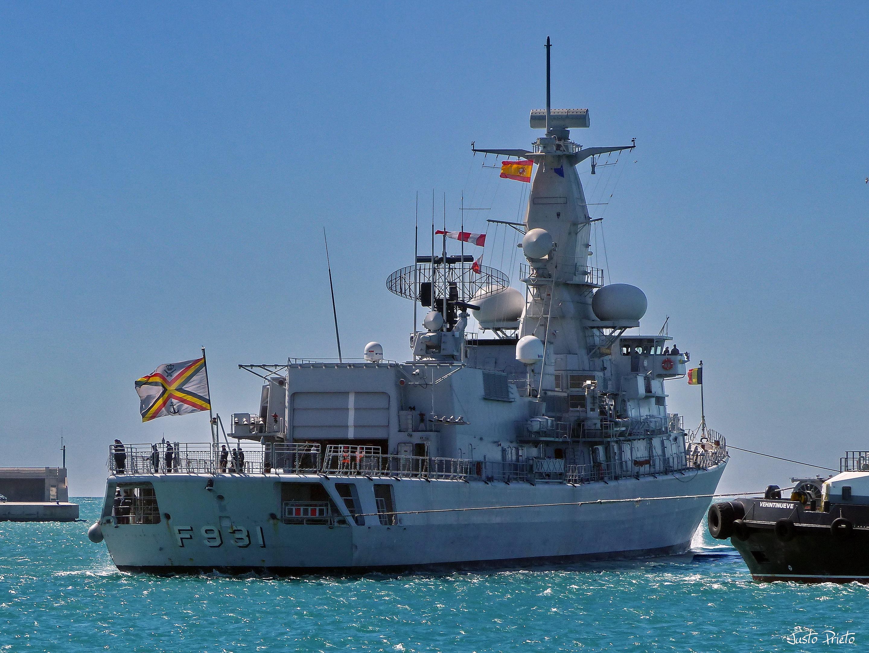 La frégate Louise-Marie part pour l'opération Sea Guardian - Page 5 2828762
