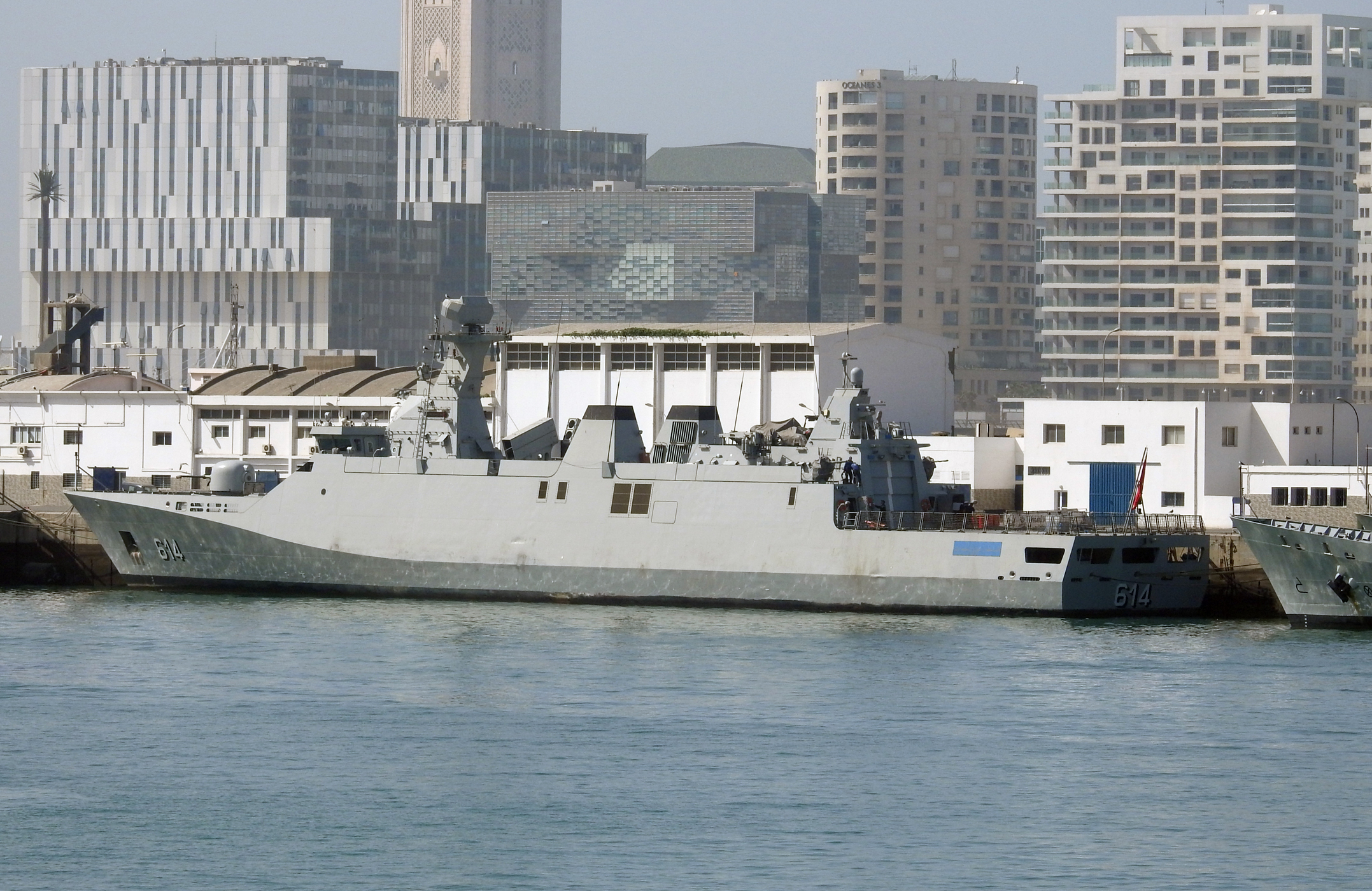 Royal Moroccan Navy Sigma class frigates / Frégates marocaines multimissions Sigma - Page 25 3043072