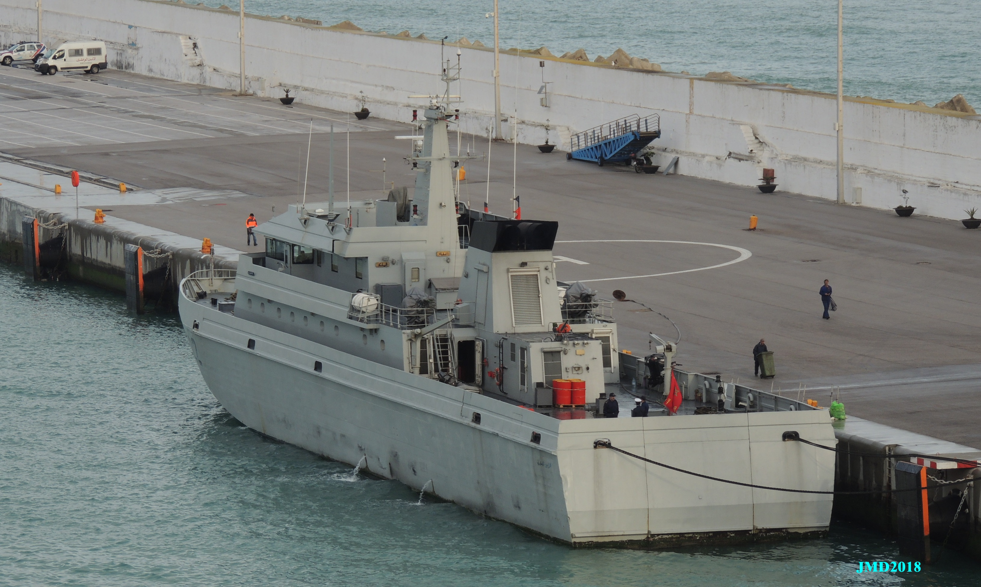 Royal Moroccan Navy Patrol Boats / Patrouilleurs de la Marine Marocaine - Page 13 2840272