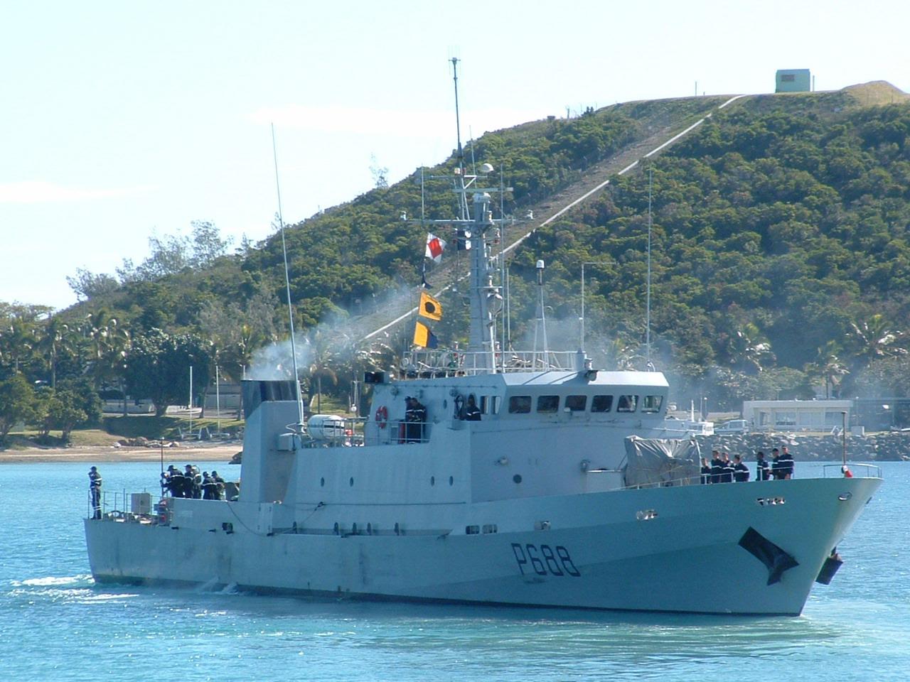 Les patrouilleurs de la Marine Nationale 1329472