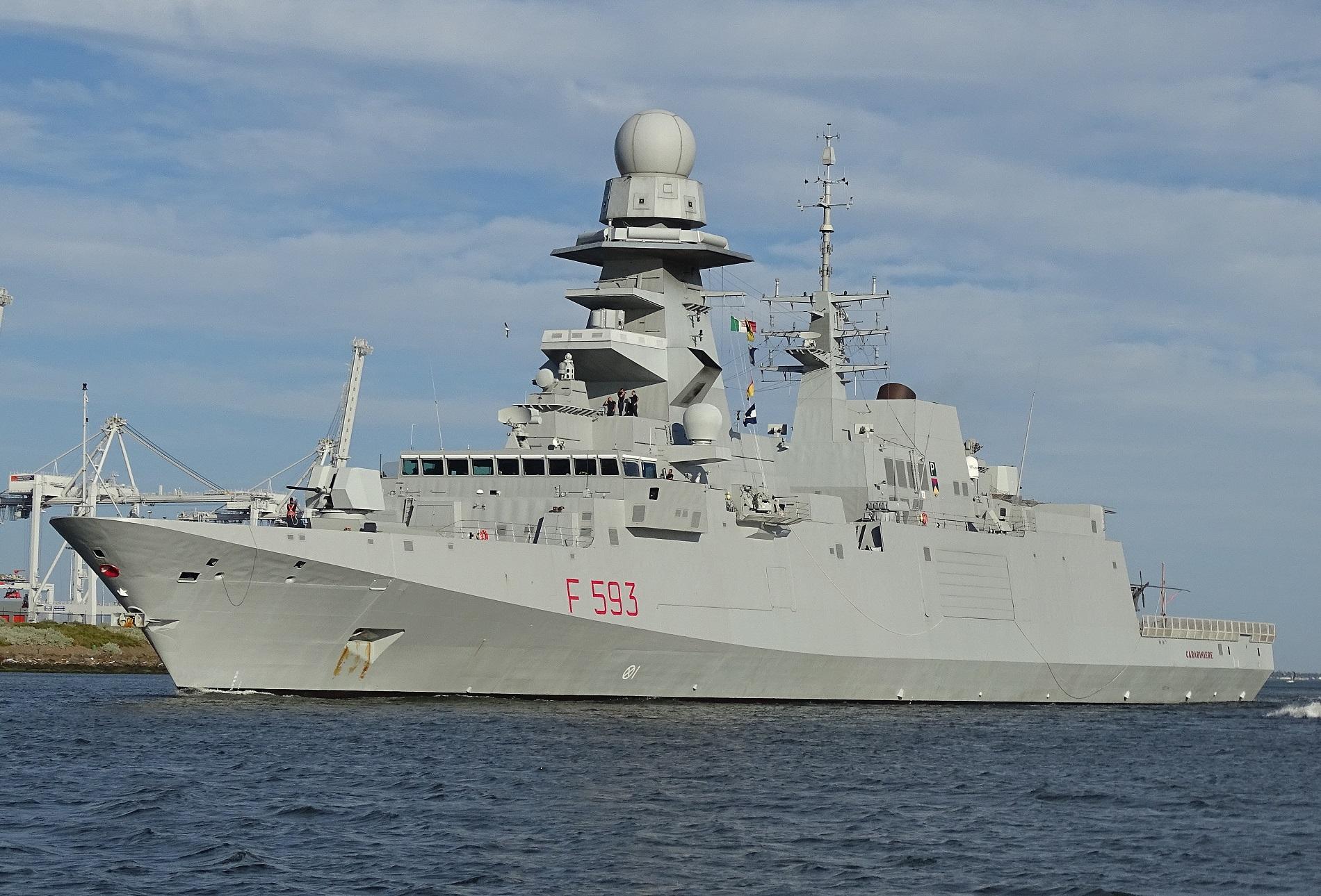 Italian Navy - Marine Italienne - Page 5 2619472