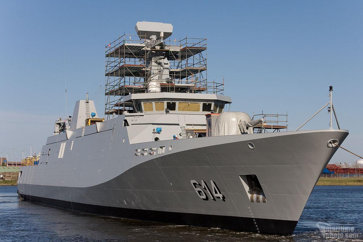 [nouvelles & photos] La Marine Royale Marocaine - Page 8 1286713