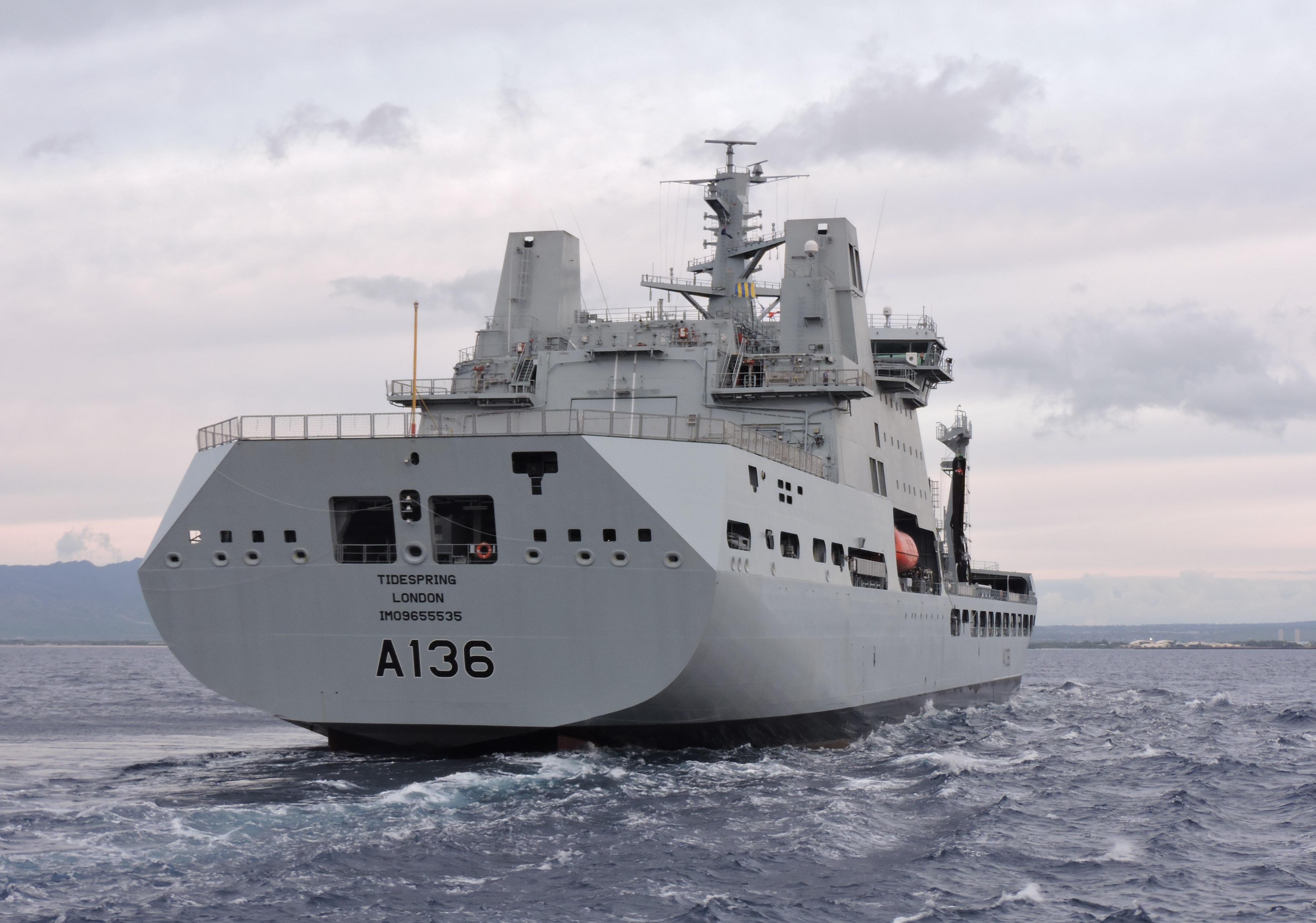 RFA : Royal Fleet Auxiliary - Page 3 2621043