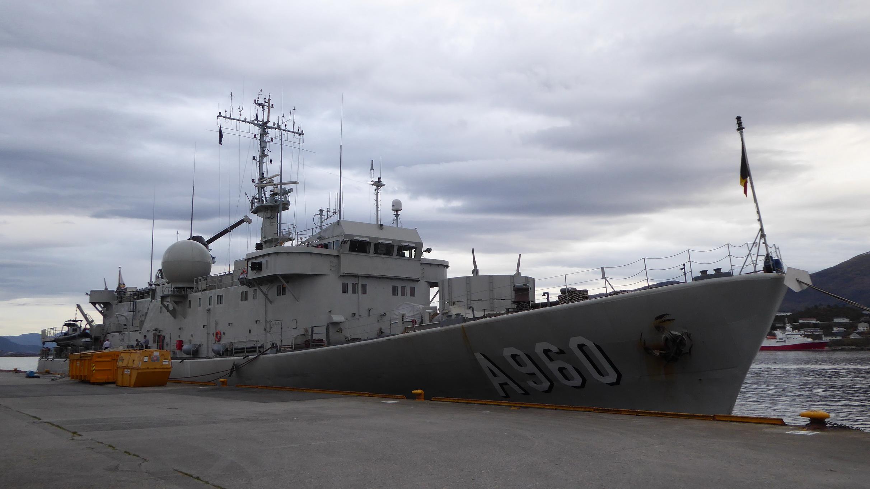 La Marine belge 1er utilisateur d'1 satellite luxembourgeois 2932263