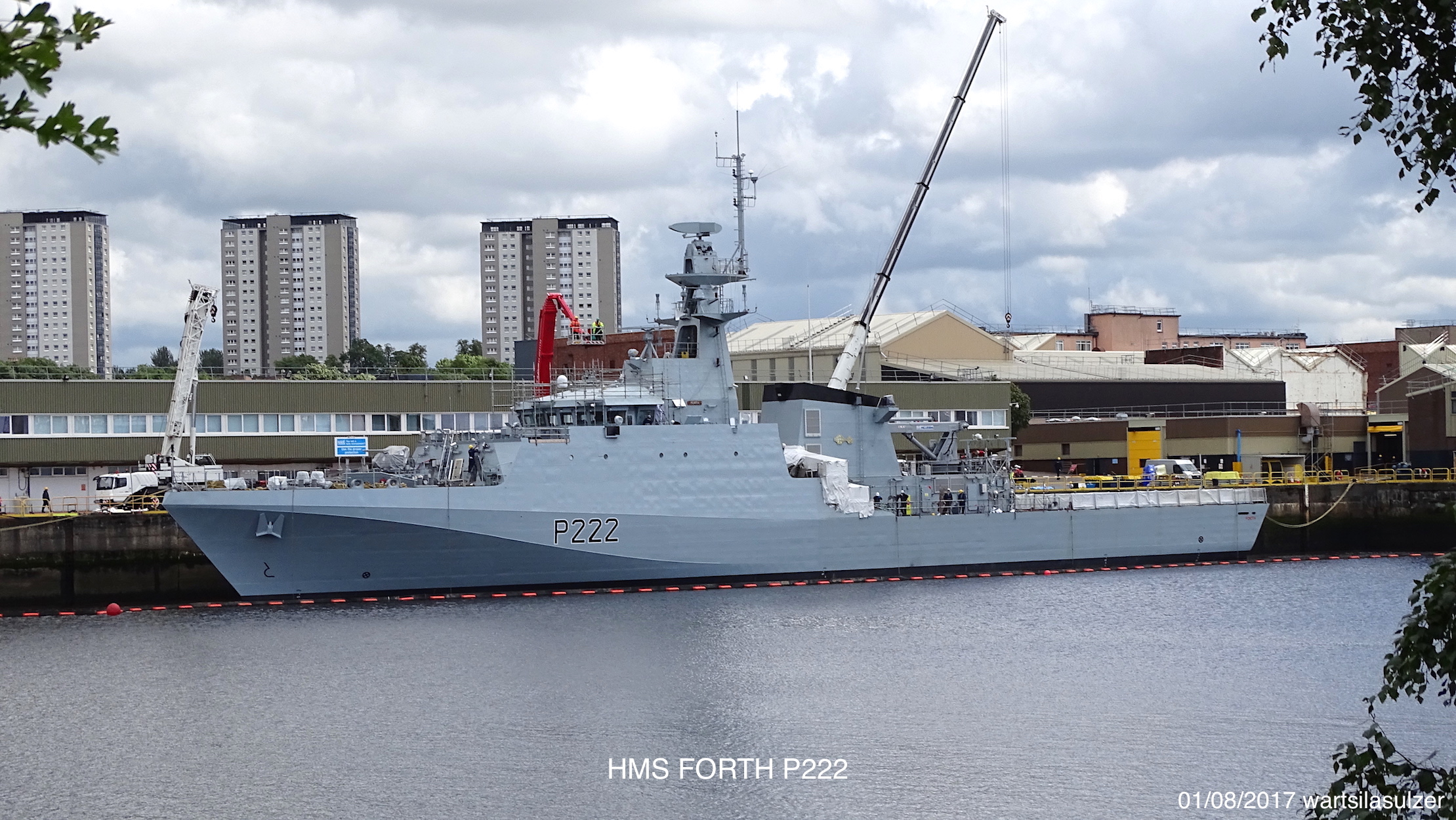 River-class Offshore Patrol Vessels (Batch 1 & 2) - Page 3 2710663