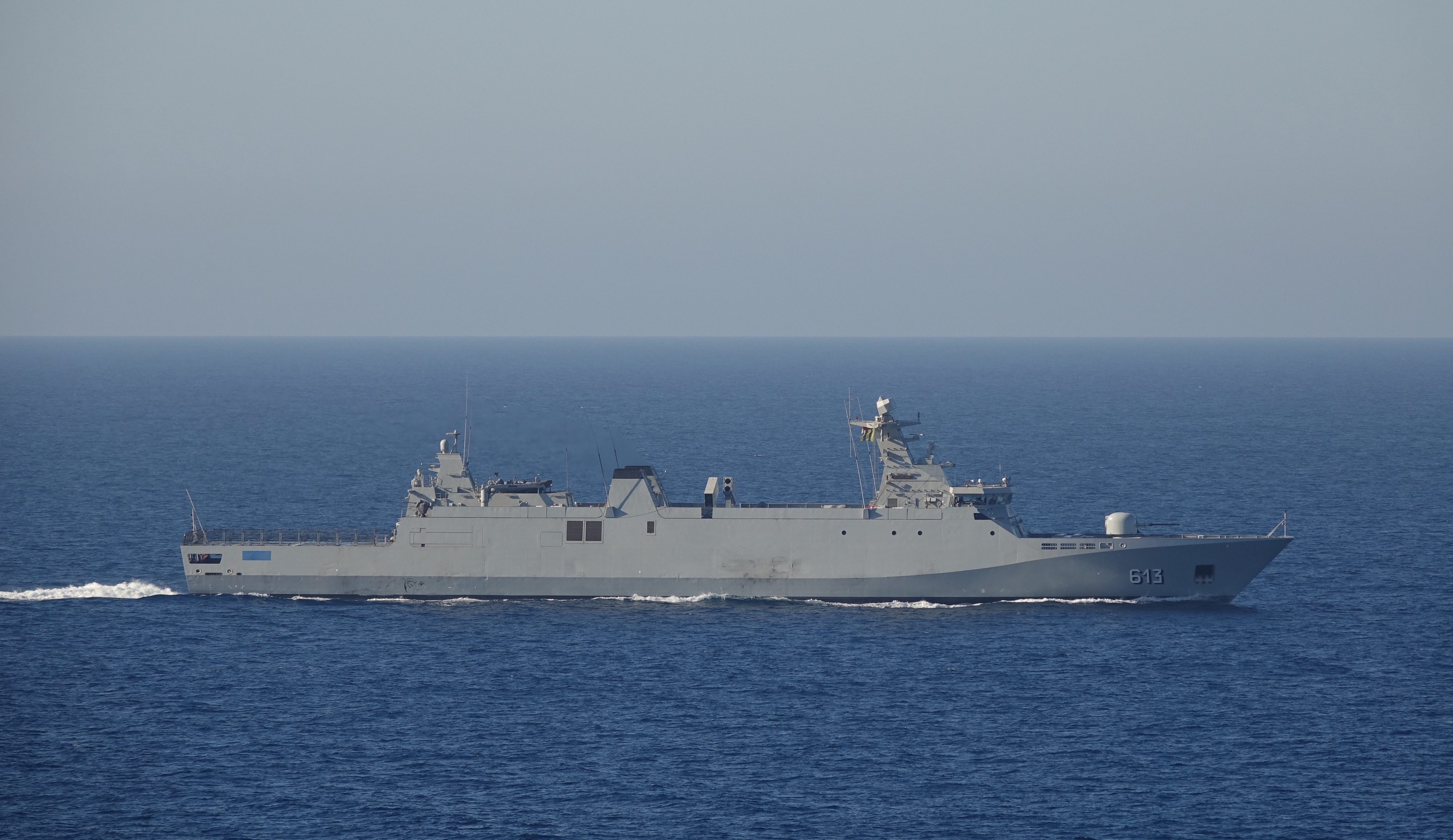 Royal Moroccan Navy Sigma class frigates / Frégates marocaines multimissions Sigma - Page 25 3007863