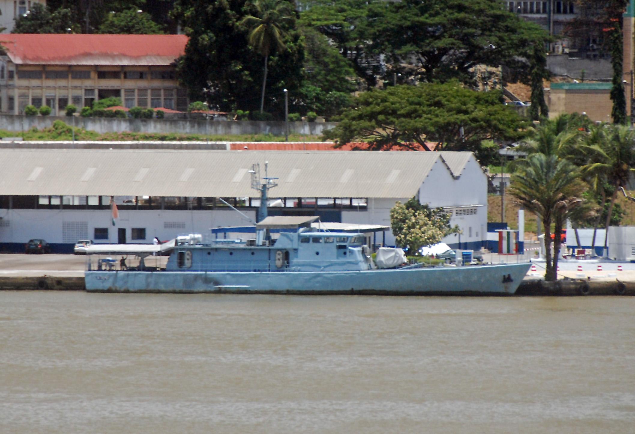 marine de Côte d'Ivoire 1323373
