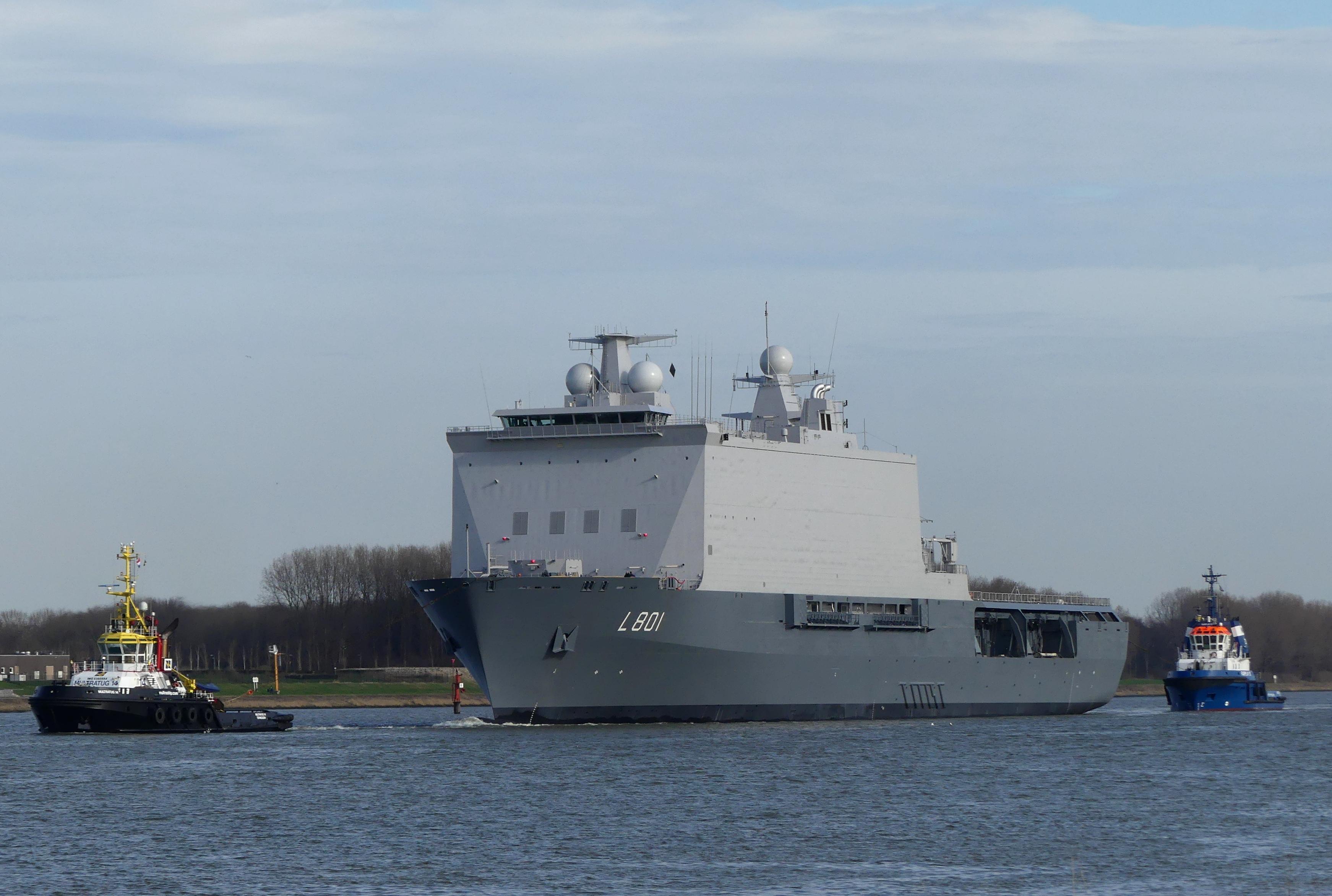 Amfibische transportschepen - Landing Platform Dock 2626934
