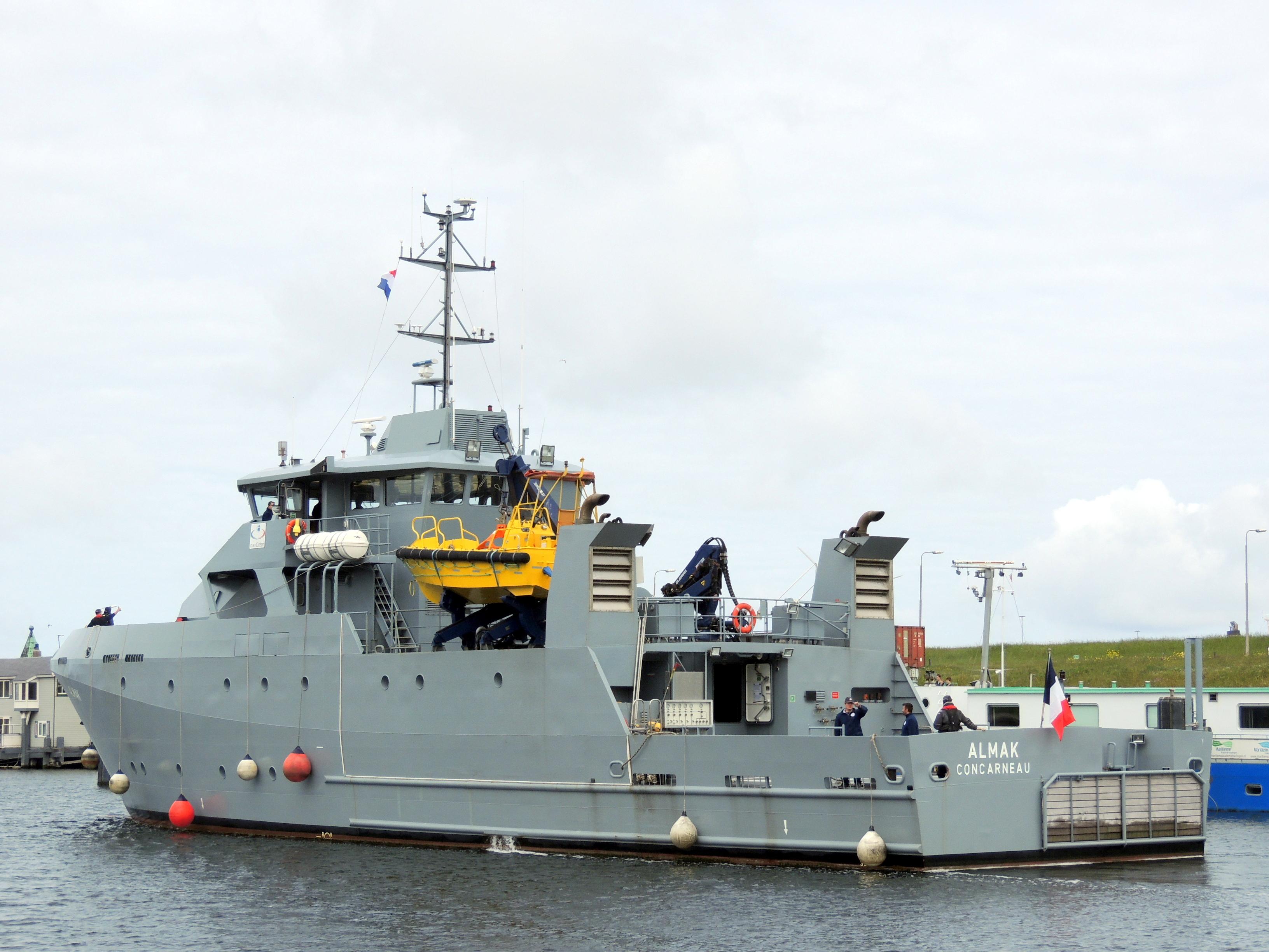 BFM - Bâtiment de Formation Maritime 2257964