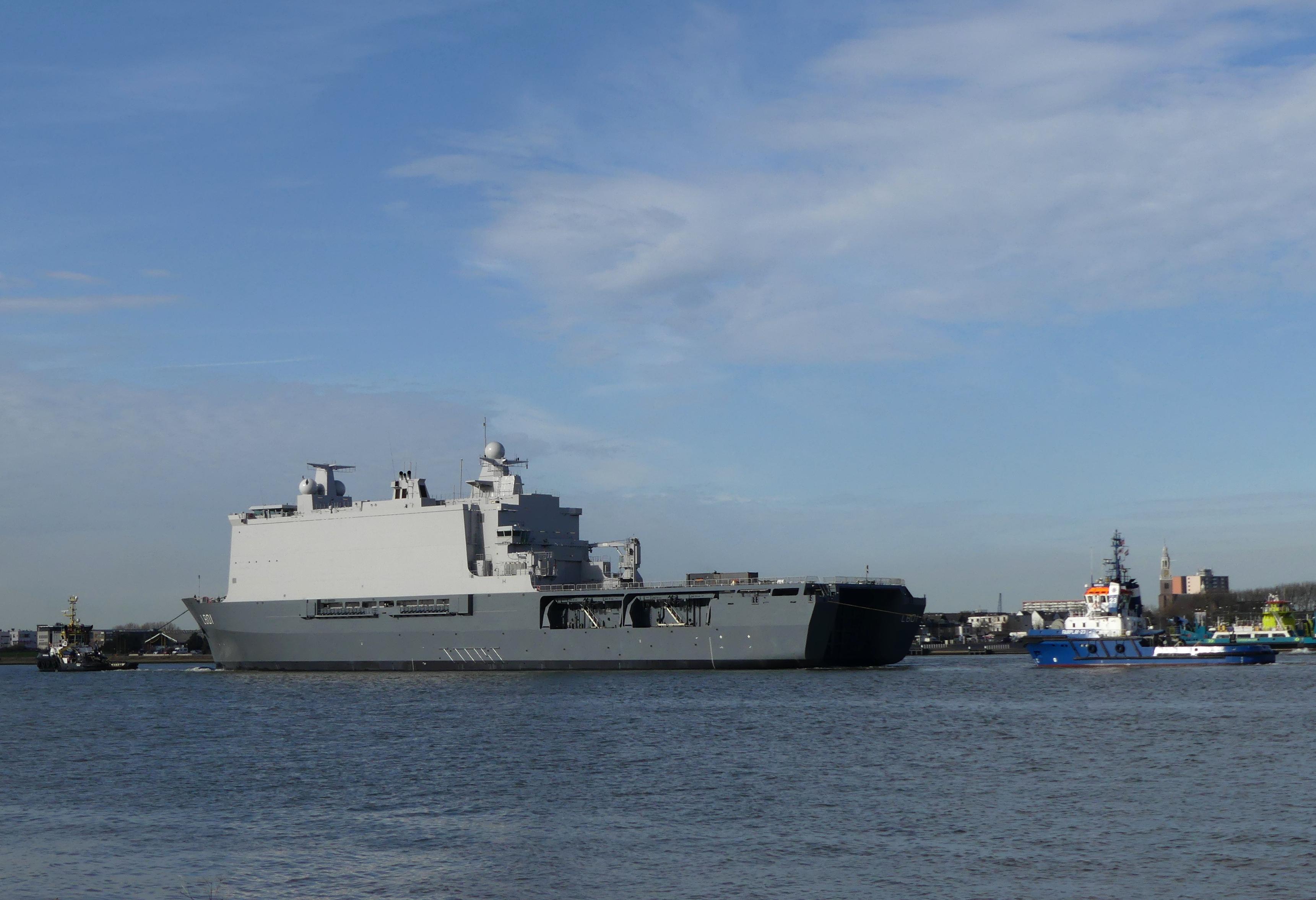 Amfibische transportschepen - Landing Platform Dock 2626974
