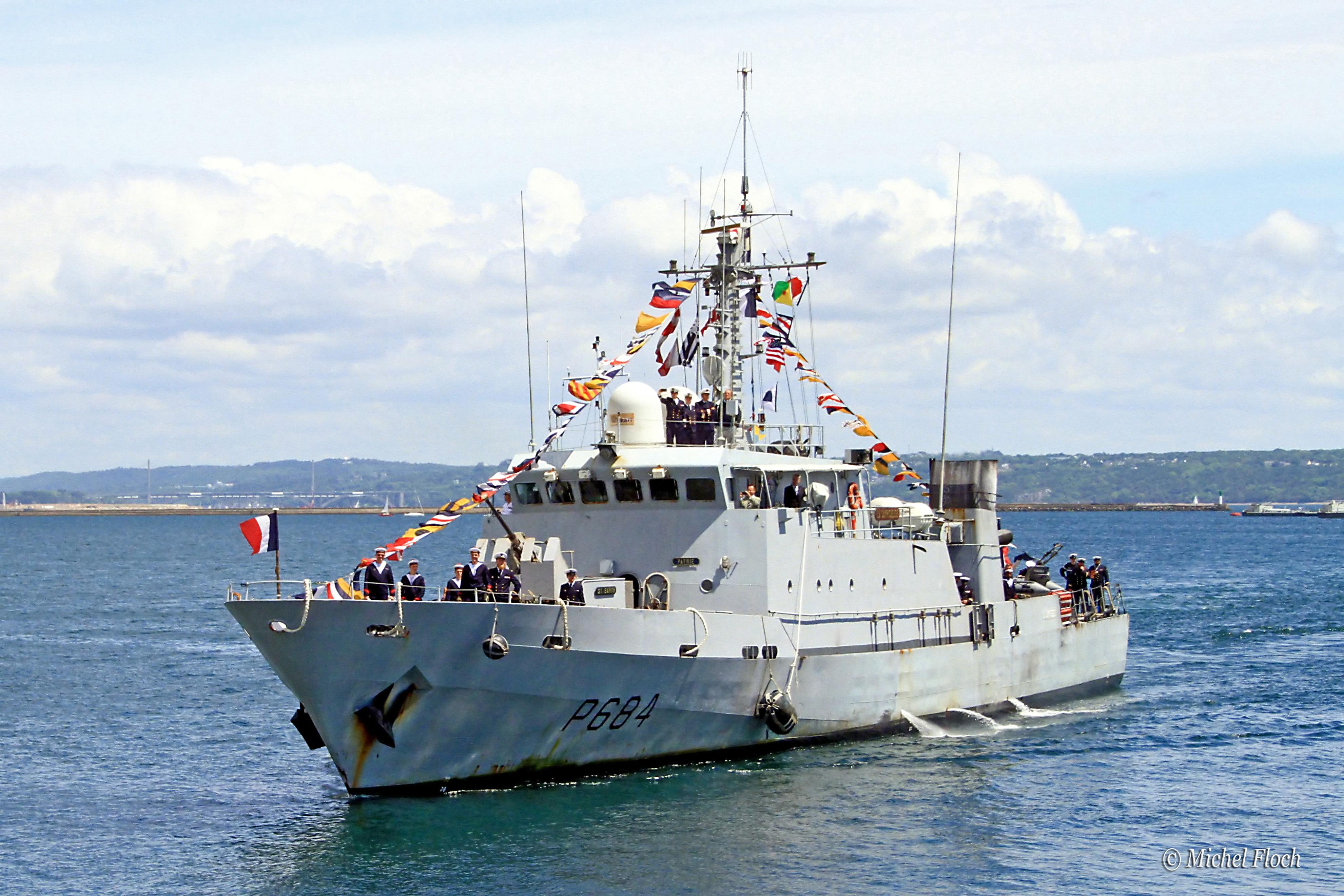 Les patrouilleurs de la Marine Nationale - Page 4 2690305