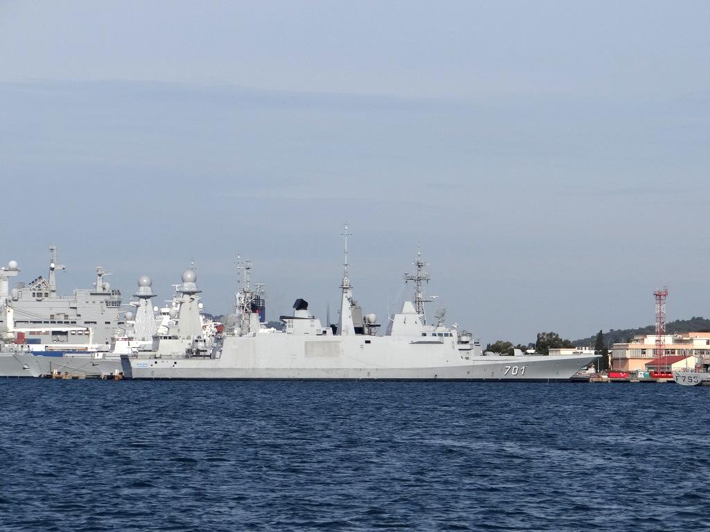 Royal Moroccan Navy FREMM Frigate / FREMM Marocaine - Mohammed VI - Page 13 3069415