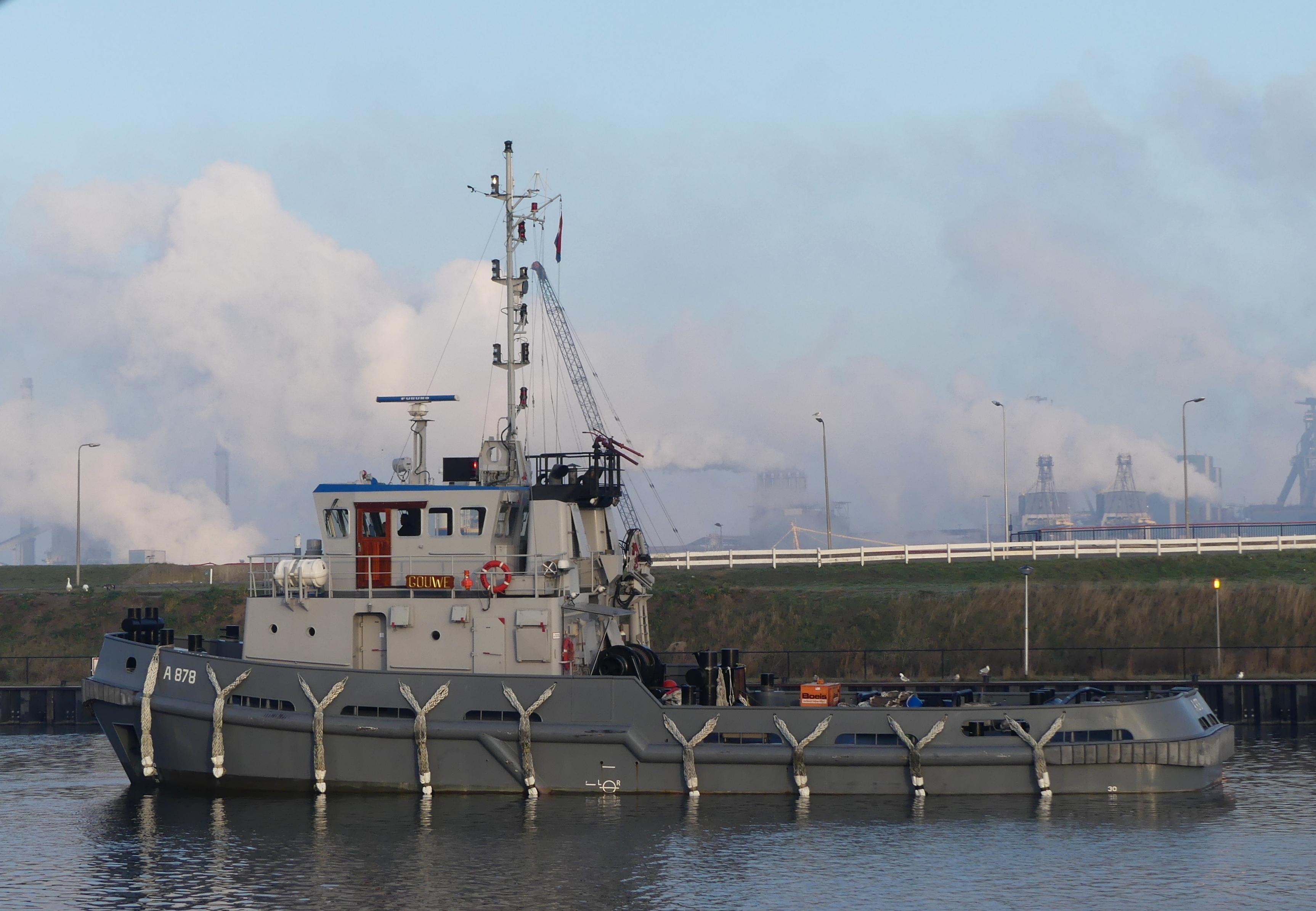Havenslepers - Les remorqueurs portuaires 2588525
