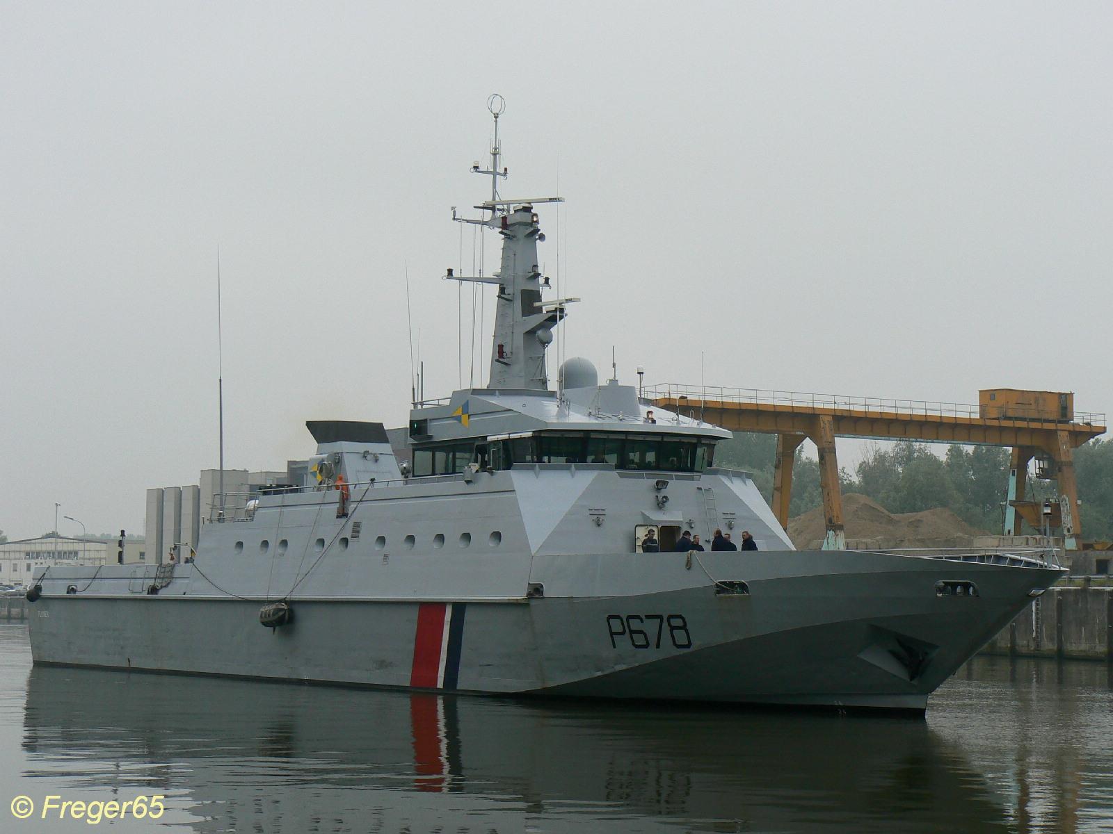 Les patrouilleurs de la Marine Nationale 667935