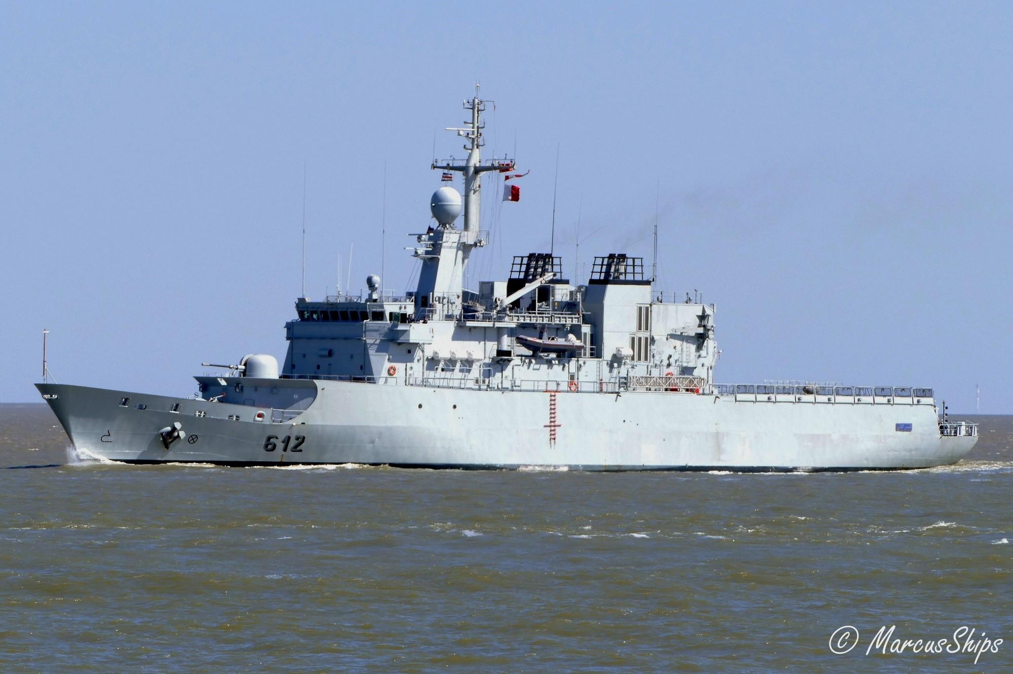 Royal Moroccan Navy Floréal Frigates / Frégates Floréal Marocaines - Page 14 3062445