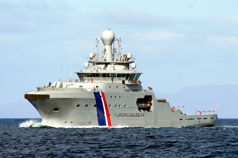 Garde-côtes d'Islande - Icelandic Coast Guard 1974655